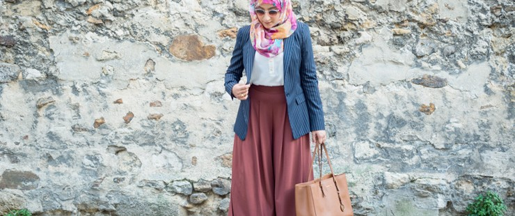 hijab simple chic