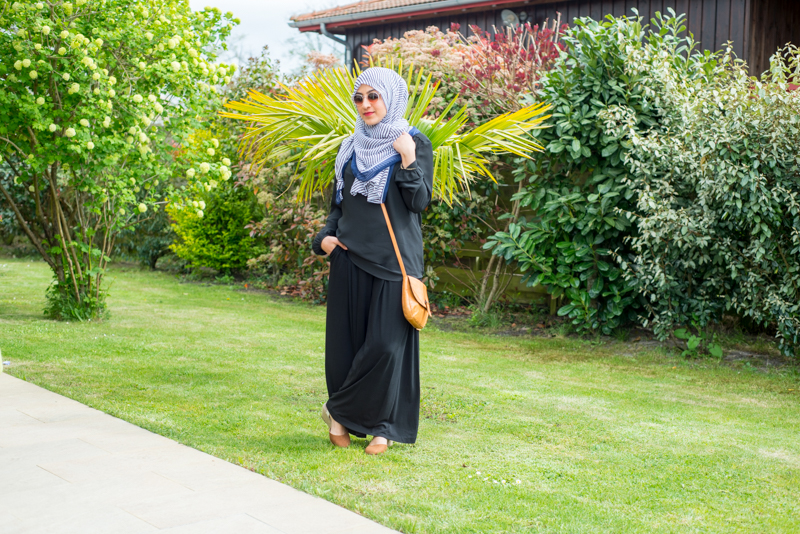 lookbook summer hijabi blogger
