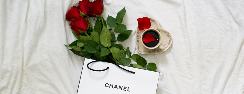 weekywish chanel flowers