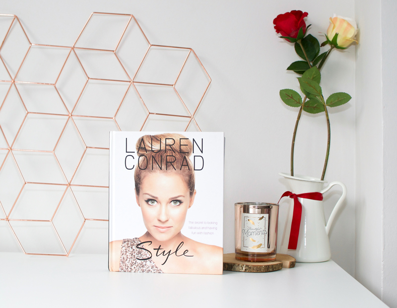 style lauren conrad fashion book